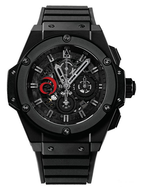 2010 replica hublot King Extreme Alinghi sailing fleet limited edition watch